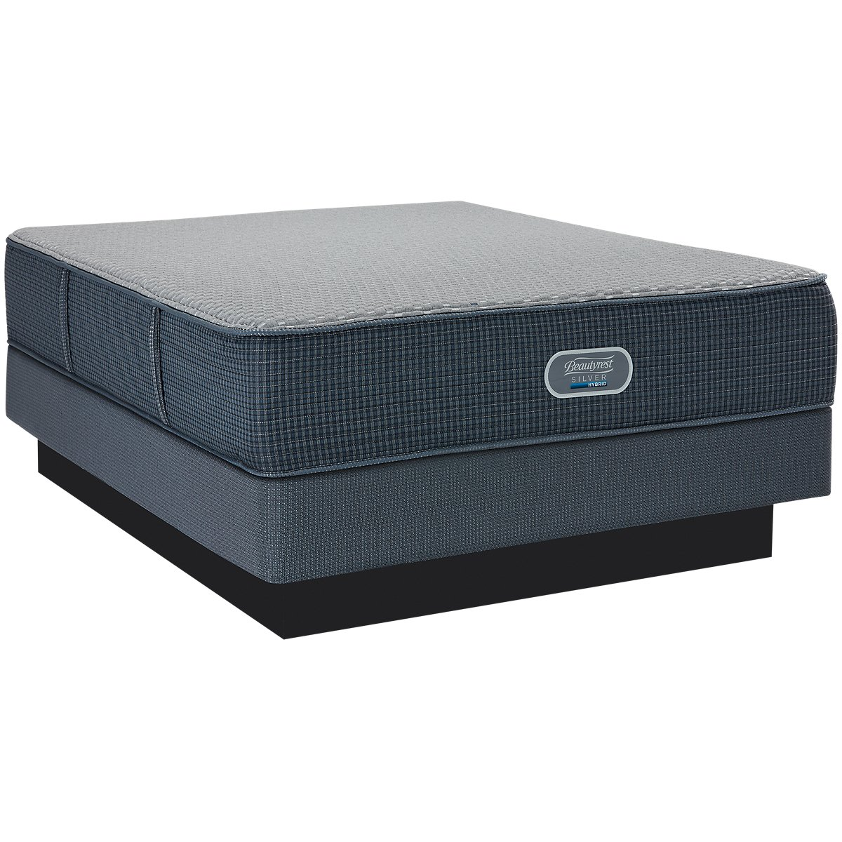 City Furniture Ventura Plush Hybrid Mattress Set