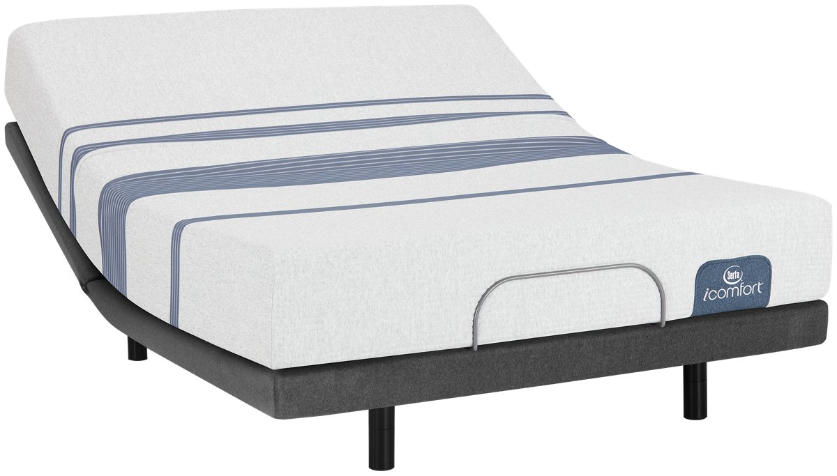 City Furniture Serta Icomfort Blue 100 Firm Elite