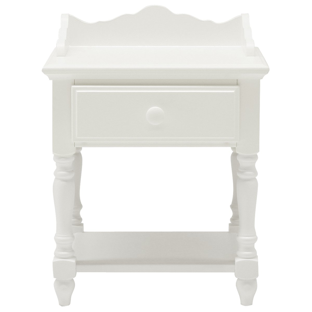 Lauren White Nightstand