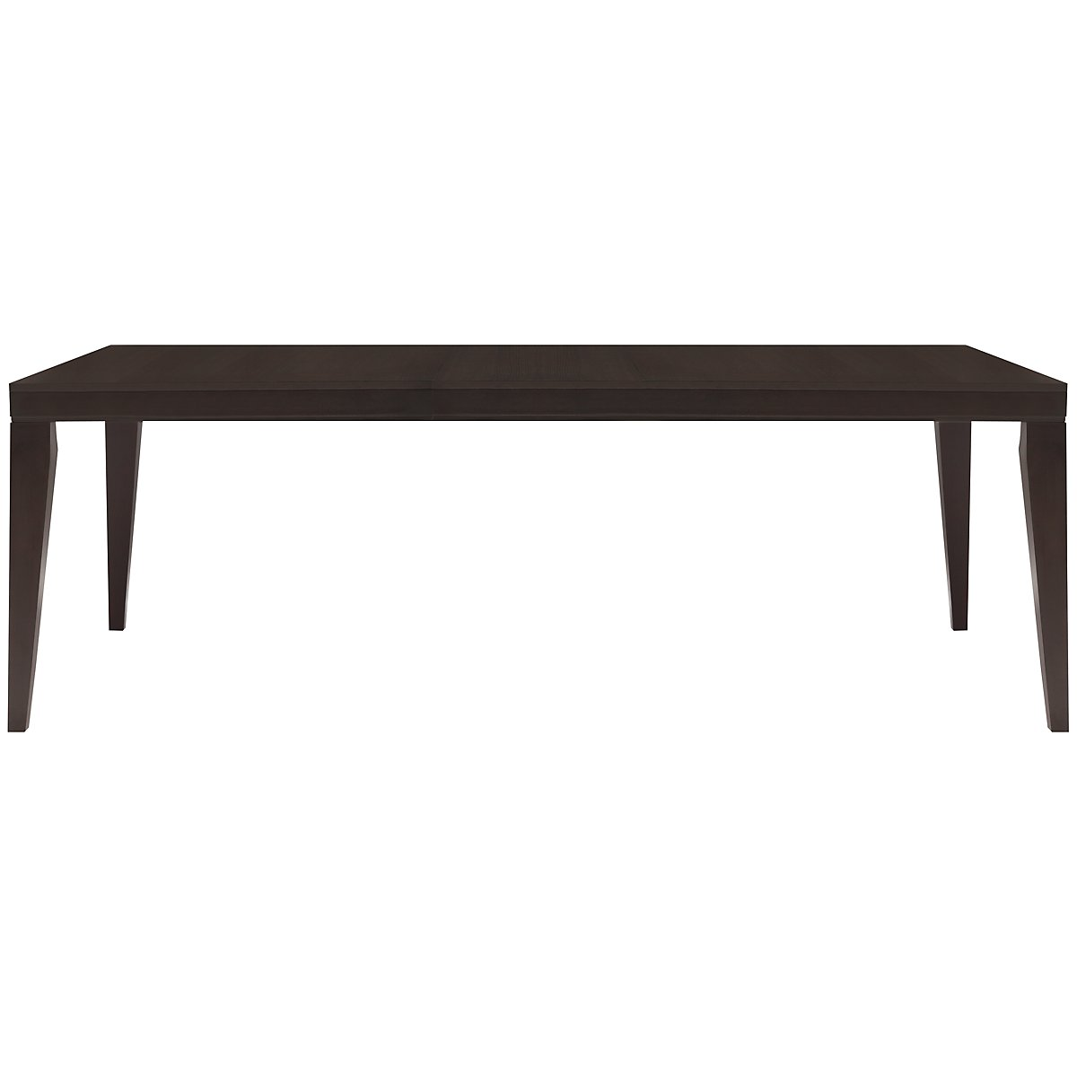 Encore2 Dark Tone Rectangular Table