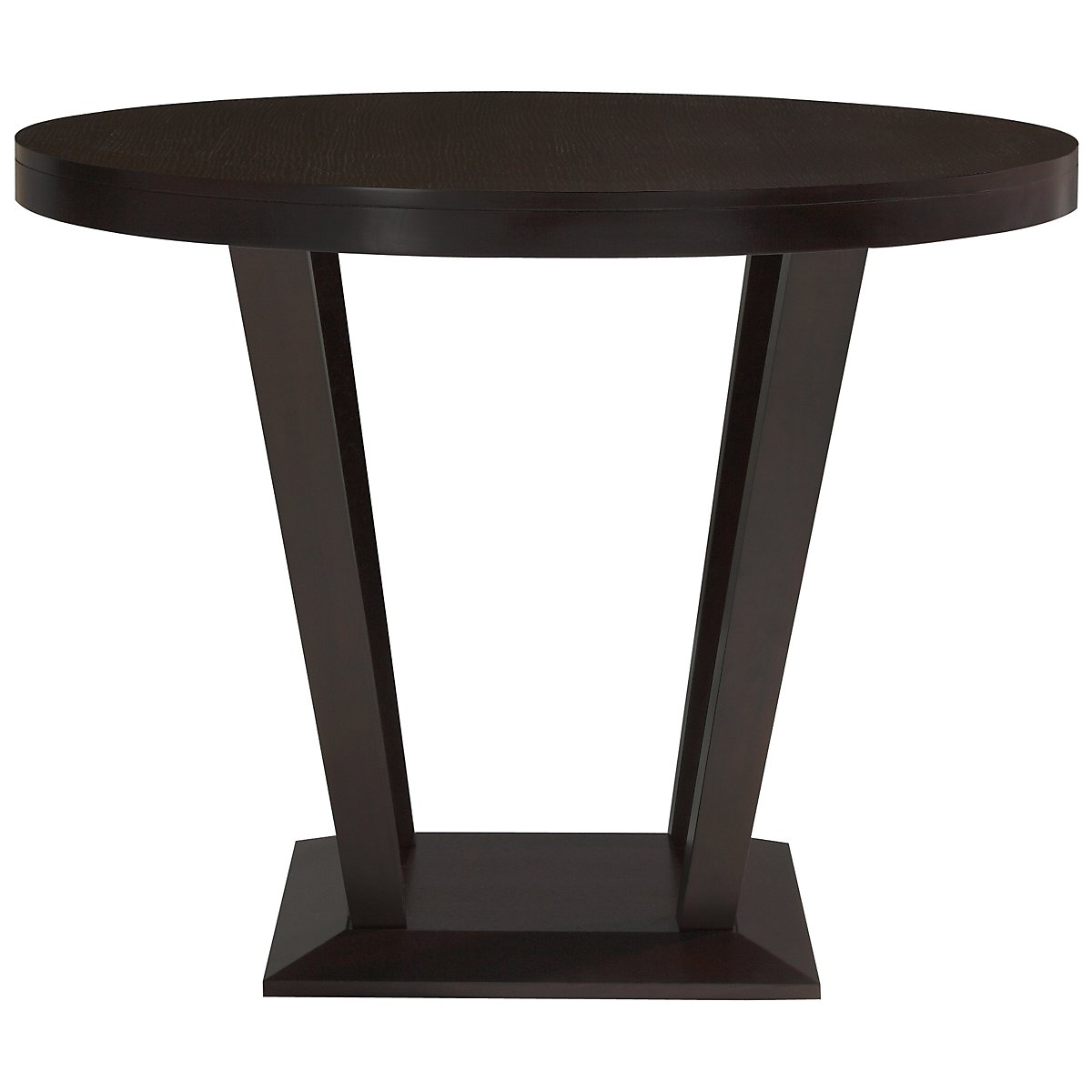 Encore2 Dark Tone High Dining Table