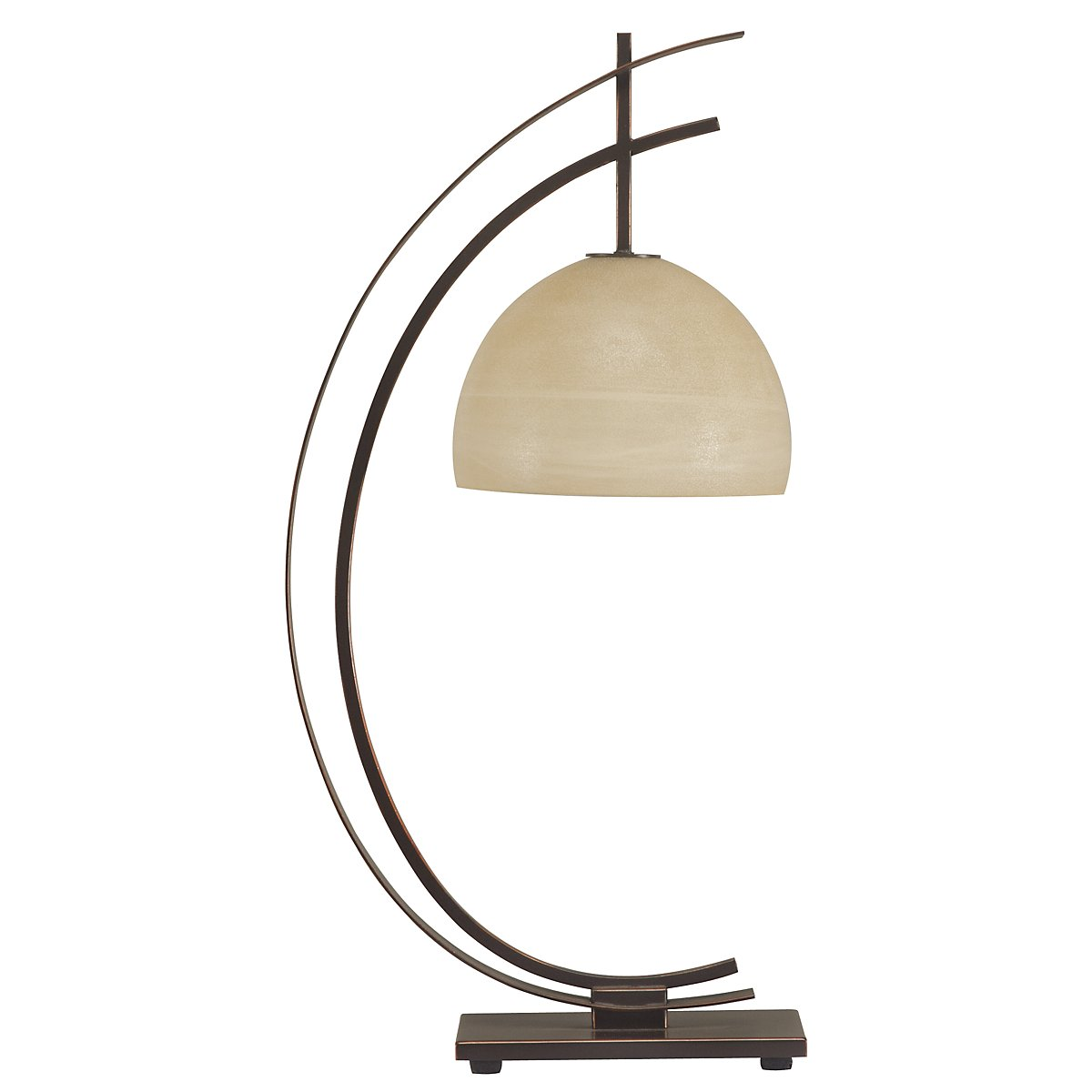 Olympia Bronze Table Lamp