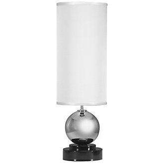 Run Away Silver Table Lamp