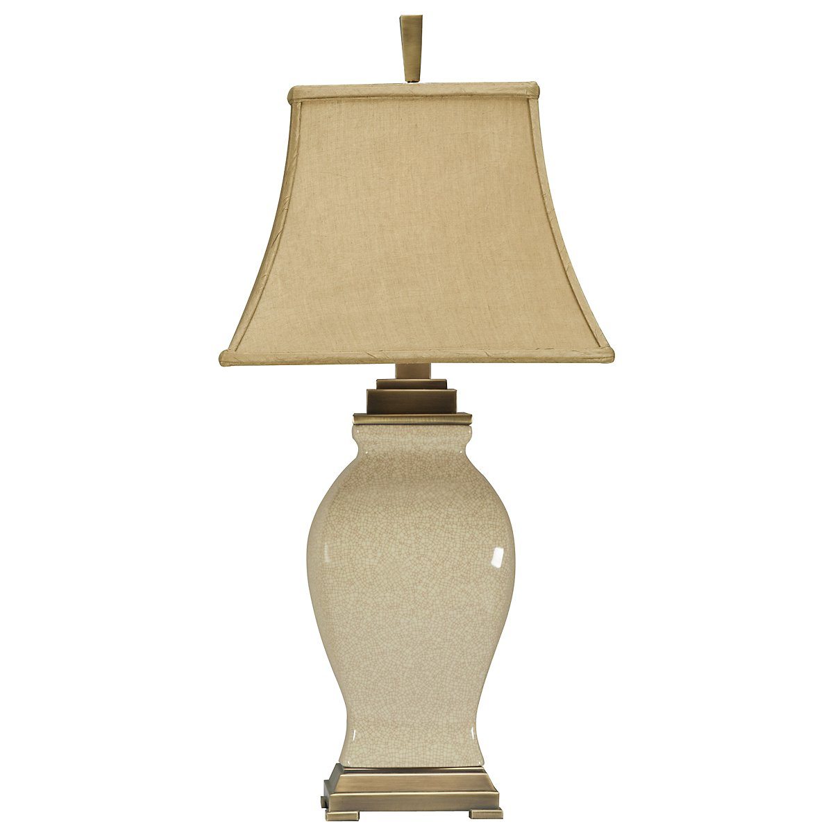 Rory Beige Table Lamp