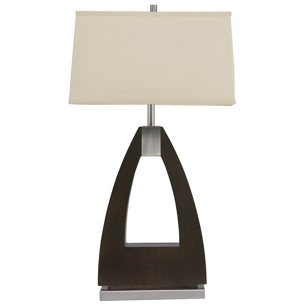 Pierce Dk Brown Table Lamp