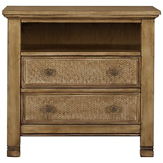 Isle Light Tone Nightstand