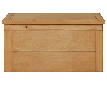 Cinnamon Mid Tone Toy Chest
