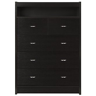 Gianna Dark Tone Drawer Chest