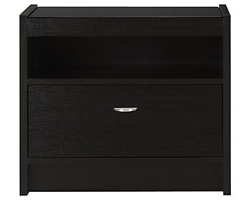 Gianna2 Dark Tone Nightstand