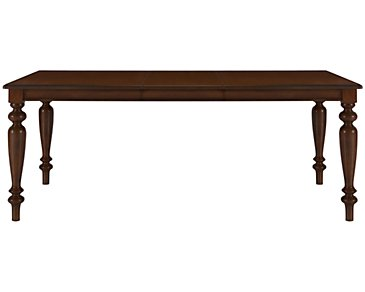 Oxford Mid Tone Rectangular Table