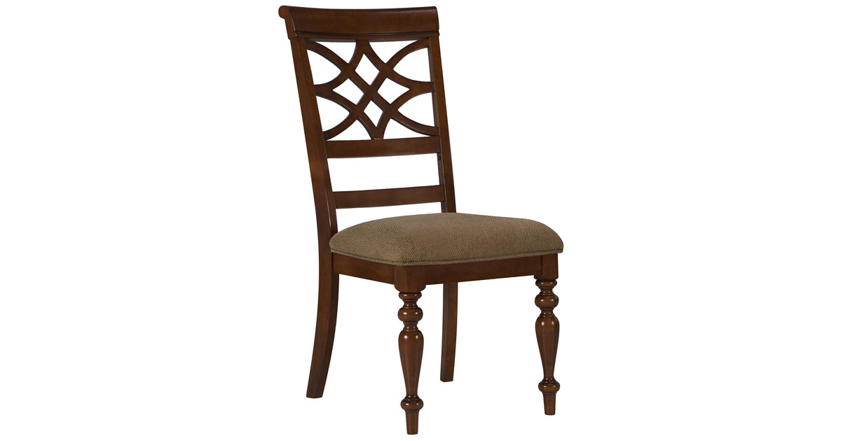 City Furniture Oxford Mid Tone Side Chair
