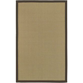 Soho Brown 5X8 Area Rug
