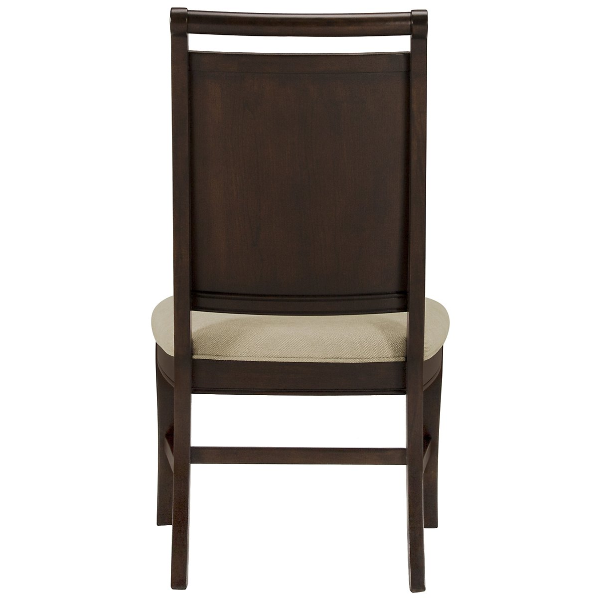 City Furniture Canyon Mid Tone Wood Side Chair