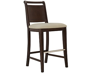 "Canyon Dark Tone 30"" Wood Barstool"