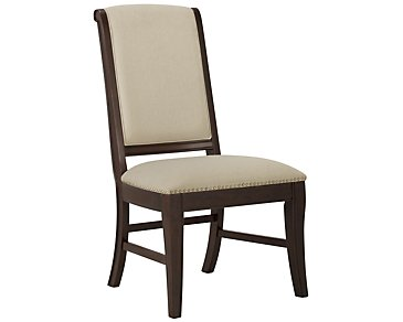 Canyon Dark Tone Upholstered Side Chair