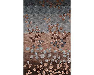 Ivy Blue 5X8 Area Rug