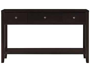 Sanibel Dark Tone Sofa Table
