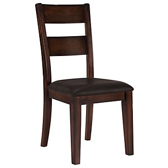 Mango2 Dark Tone Side Chair