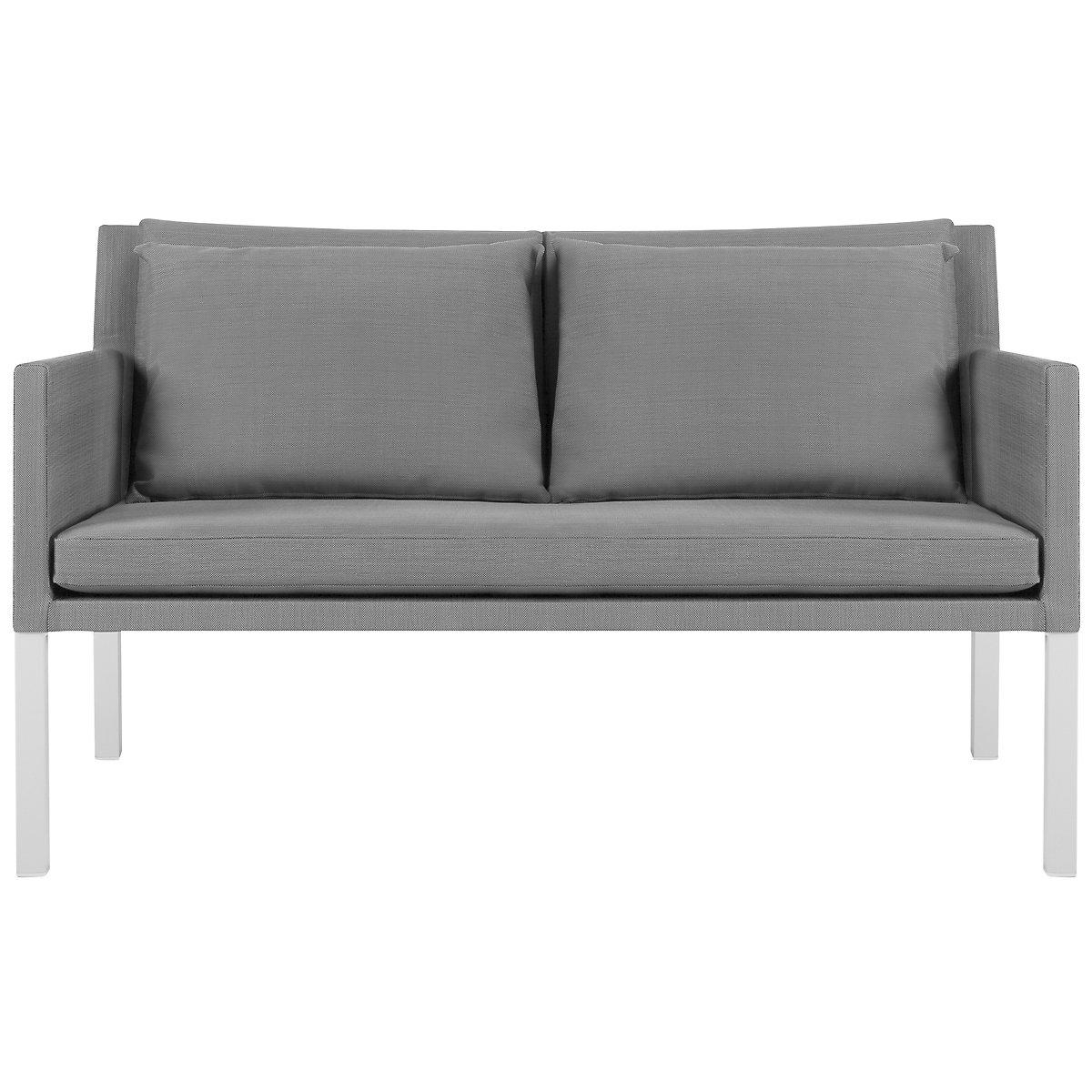 Lisbon gray outdoor living room set