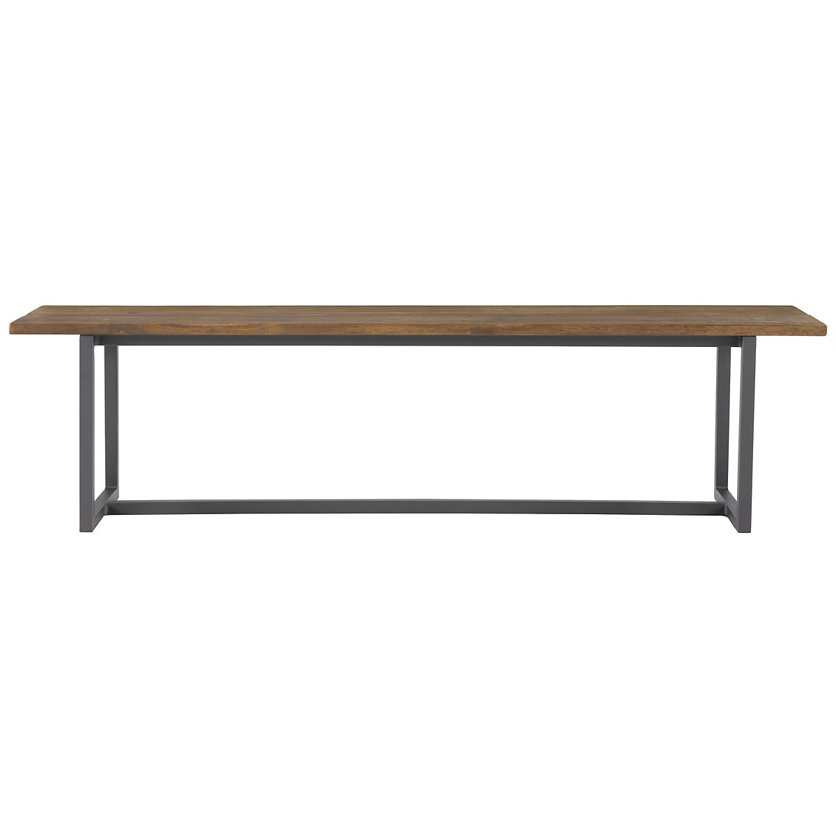 Canyon Dark Tone Dining Bench