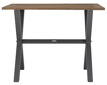 "Canyon Dark Tone 54"" Pub Table"