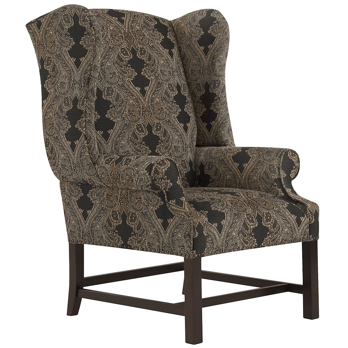 Wentworth Multi Fabric Accent Chair