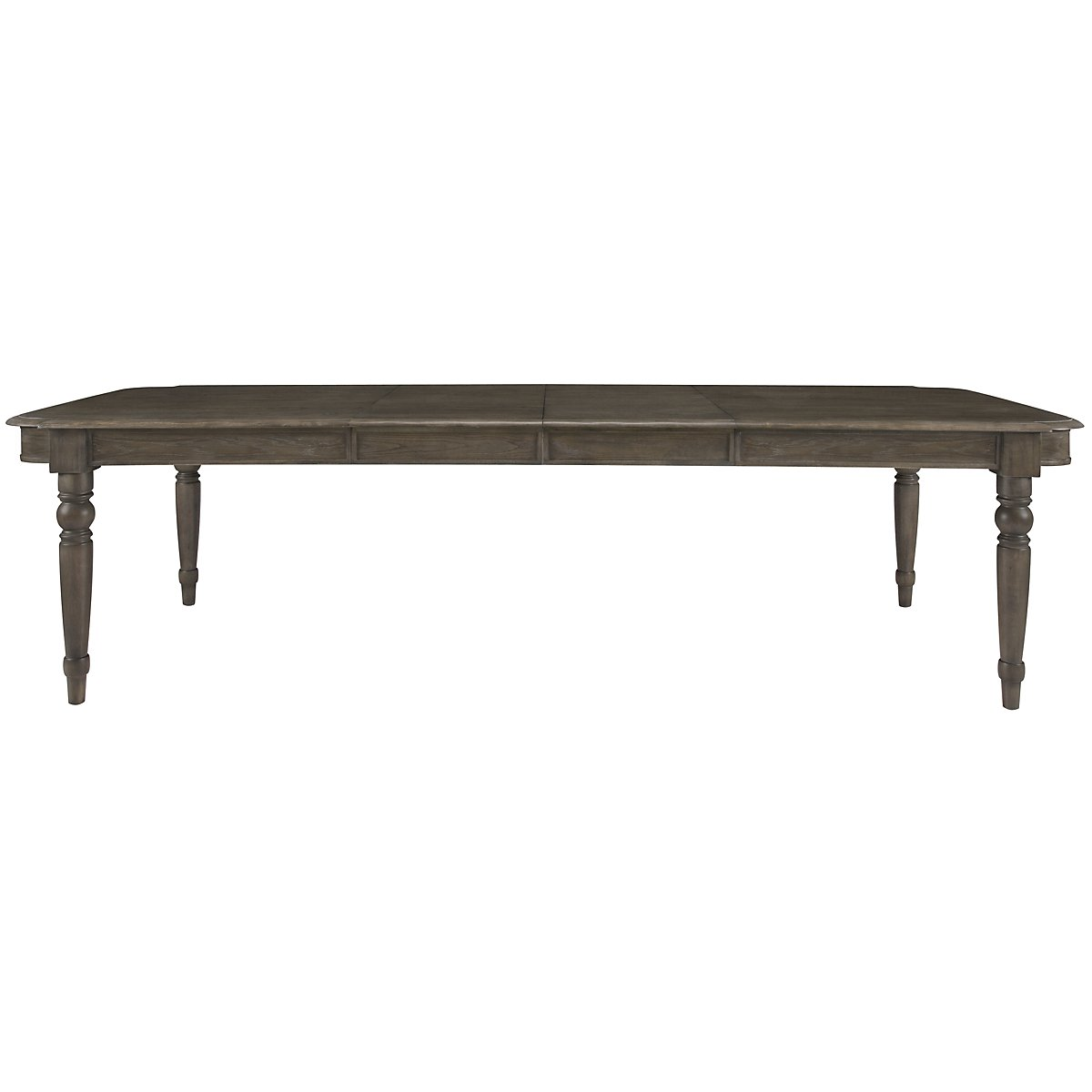 Belgian Oak Light Tone Rectangular Table