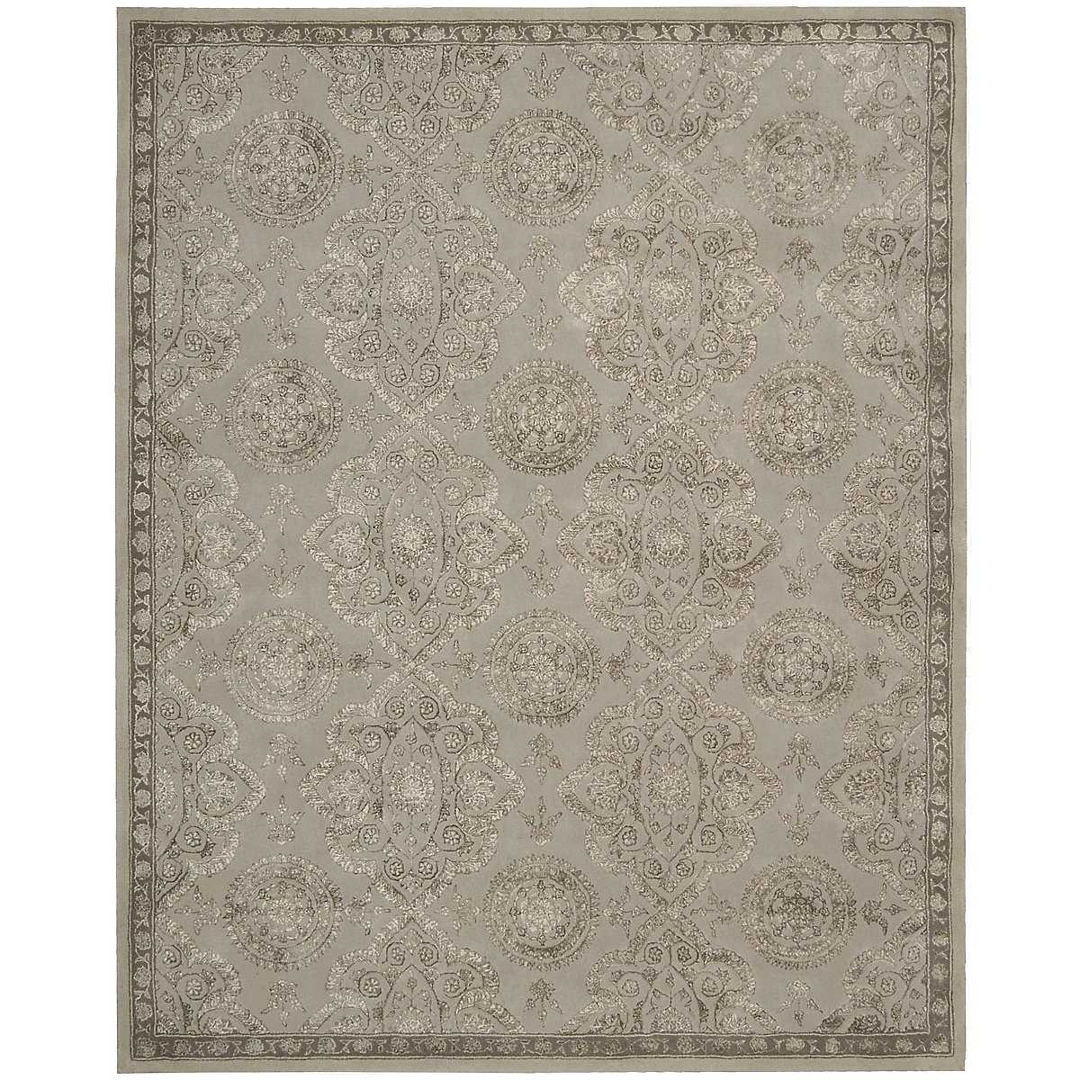 Regal Gray 8X10 Area Rug