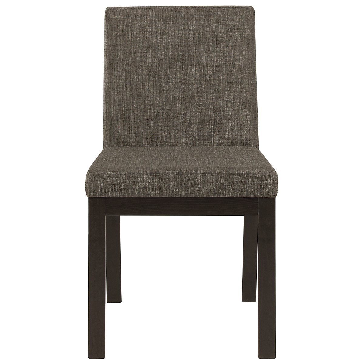 Bayberry Dark Tone Round Table 4 Chairs: City Furniture: Tocara Dark Tone Round Table & 4