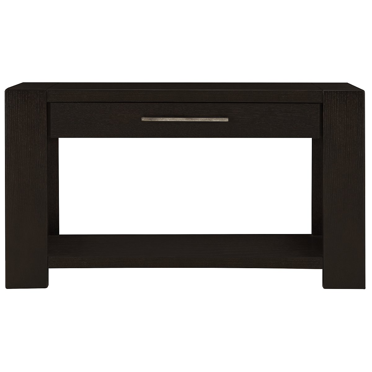 Tocara Dark Tone Storage Sofa Table