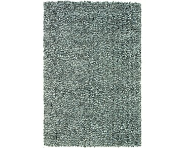 Utopia Light Blue 5X8 Area Rug