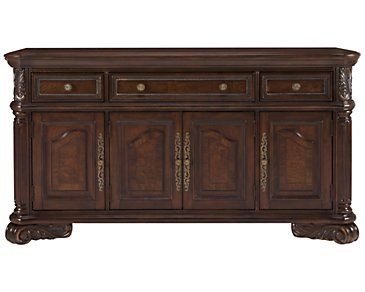 Regal Dark Tone Buffet
