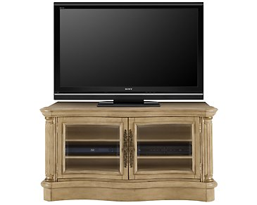 "Regal Light Tone 54"" TV Stand"
