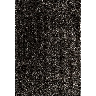Carrera Black 5X8 Area Rug