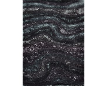 Midnight Multi 5X8 Area Rug