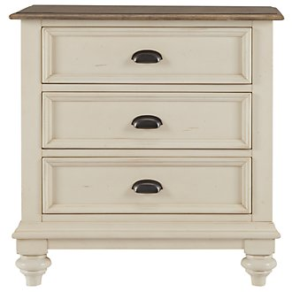 Coventry Two-Tone Drawer Nightstand