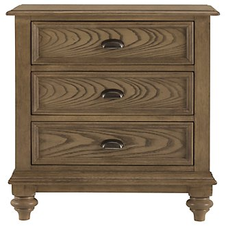Coventry Light Tone Drawer Nightstand