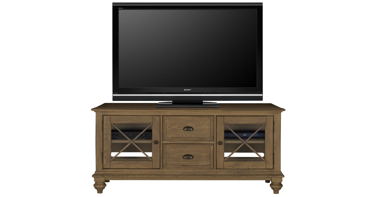 City Furniture Coventry Light Tone TV Stand