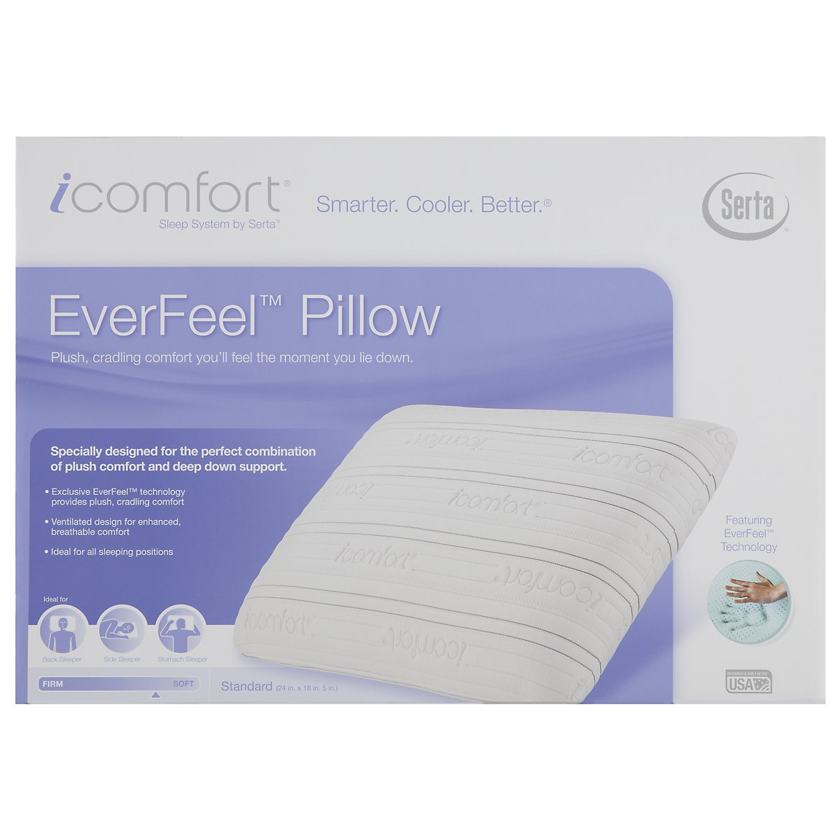 Everfeel Memory Foam Pillow