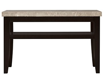 Monark Marble Console Table