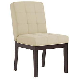 Berkley Taupe Upholstered Side Chair