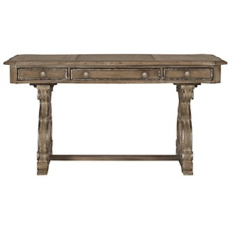 Product Image: Artesano Light Tone Writing Desk
