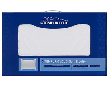 TEMPUR-Cloud® Soft and Lofty TEMPUR® Pillow