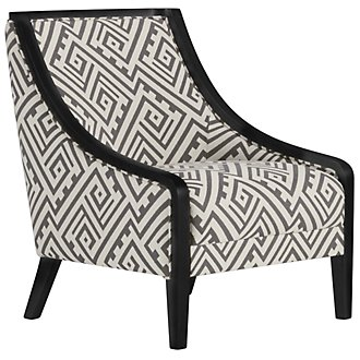 Tribeca2 Multi Fabric Accent Chair