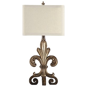 Orleans Light Gold Table Lamp