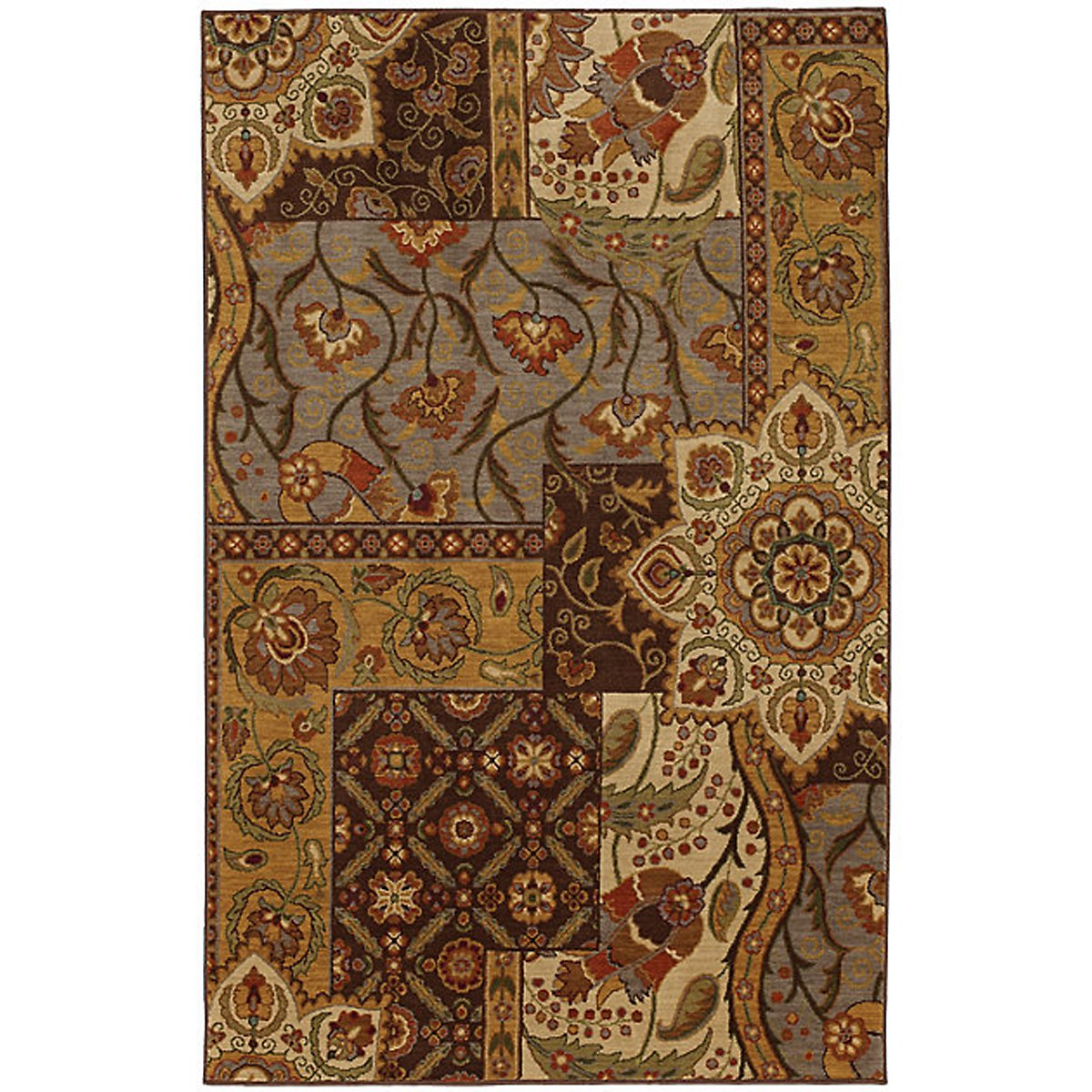 Monte Vista Multi 8X10 Area Rug