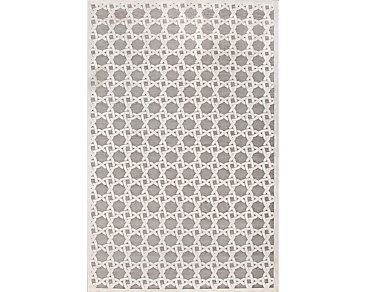 Trella Gray 8X10 Area Rug