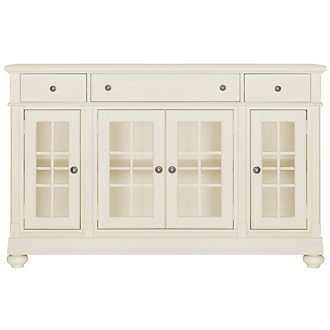 Product Image: Harbor View White Buffet