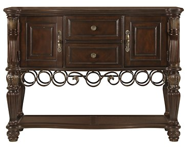 Tradewinds Dark Tone Sideboard