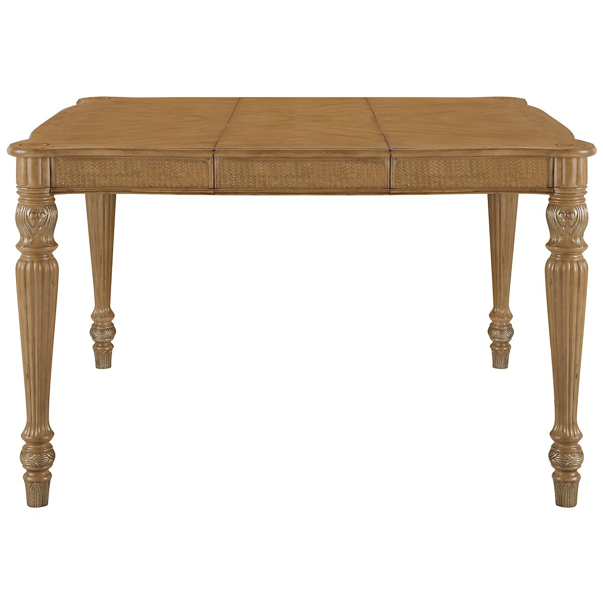 Tradewinds Light Tone Square High Dining Table